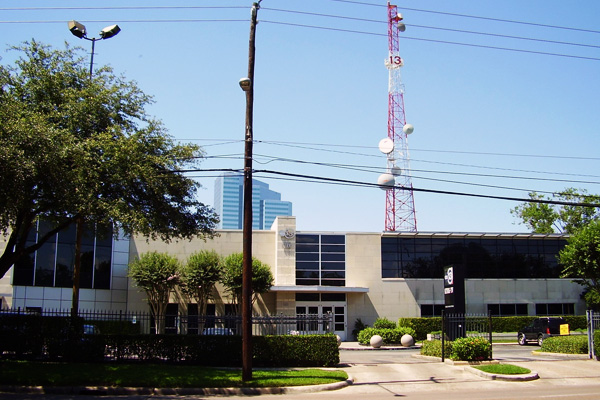 KTRK TV - Dallas based Structural Engineering Firm Portfolio Project