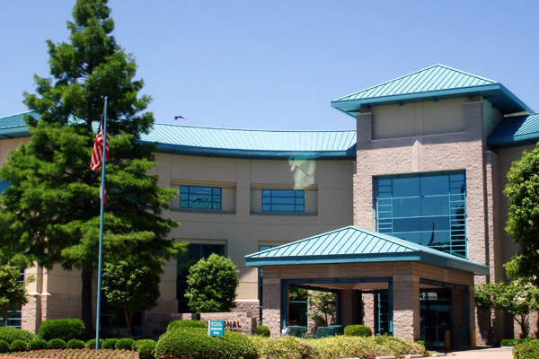 Titus County Memorial Hospital - Dallas based Structural Engineering Firm Portfolio Project