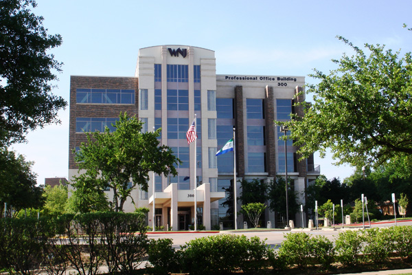 Wilson Jones Hospital - Dallas based Structural Engineering Firm Portfolio Project