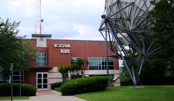 KERA TV Studio - Dallas Structural Engineering Portfolio